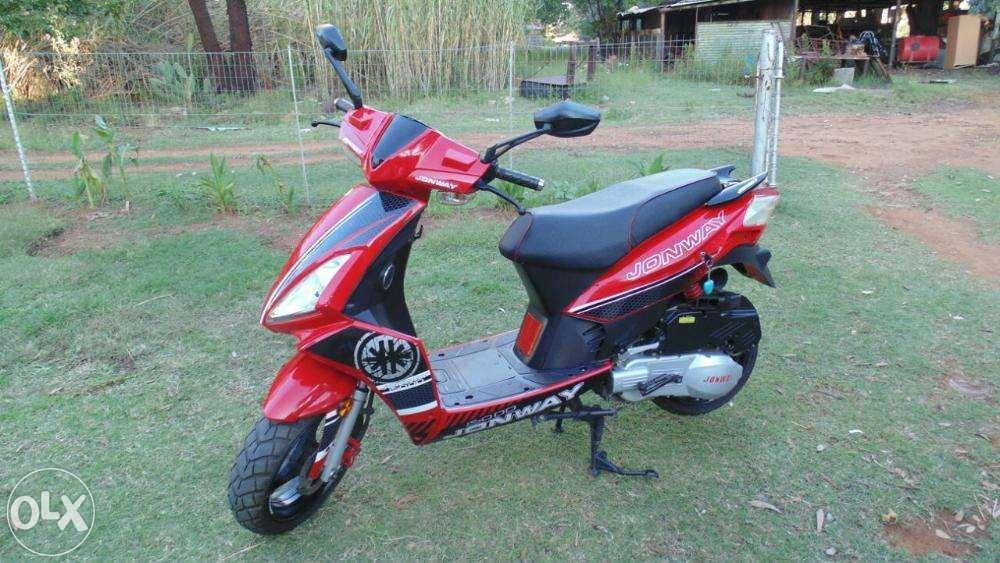 Jonway 150cc scooter & Yamaha DT 175cc 2 stroke to swop