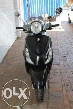 Sym Fiddler 125 cc Scooter