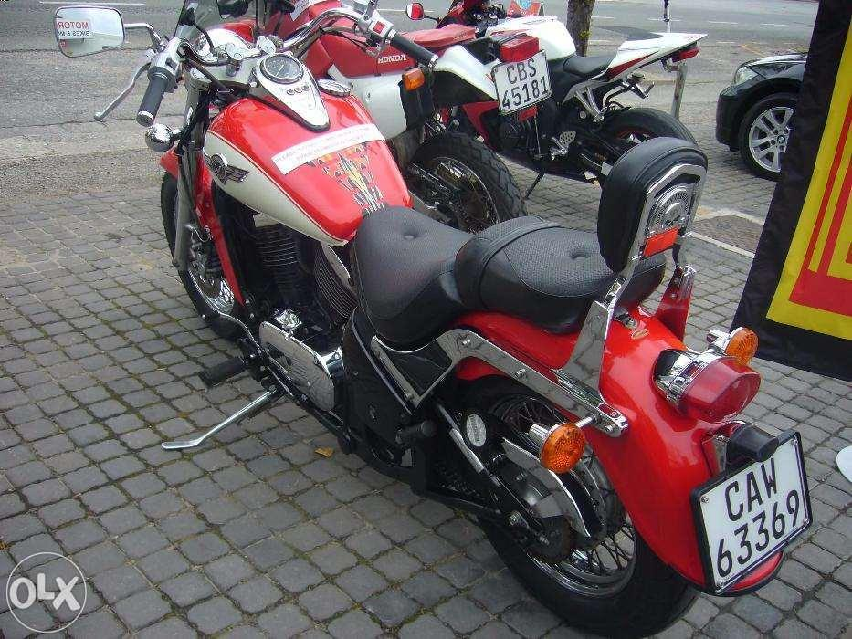 Kawasaki Vulcan VN 800 ?? The 2Wheelers Den, Of Course !!