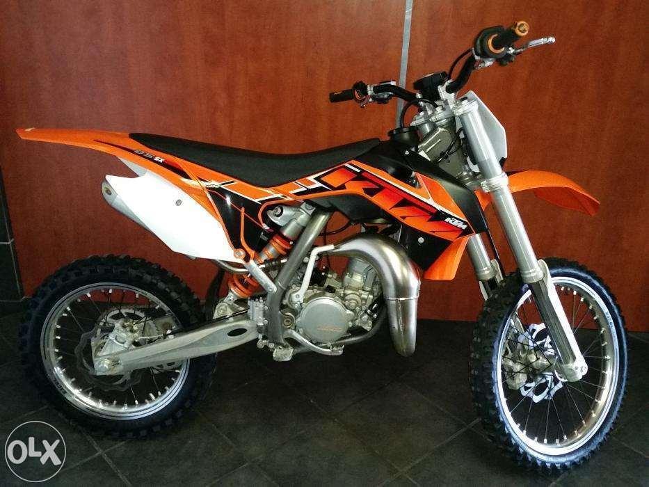 KTM 85sx 2014
