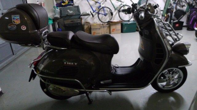 2014 Vespa GTV 300ie - Immaculate - Only 2,500 Kms - Lots of Extras !!!!!!!!!!!!!!!