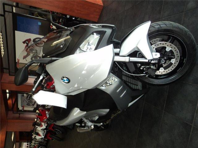 BMW C600 SPORT 2013