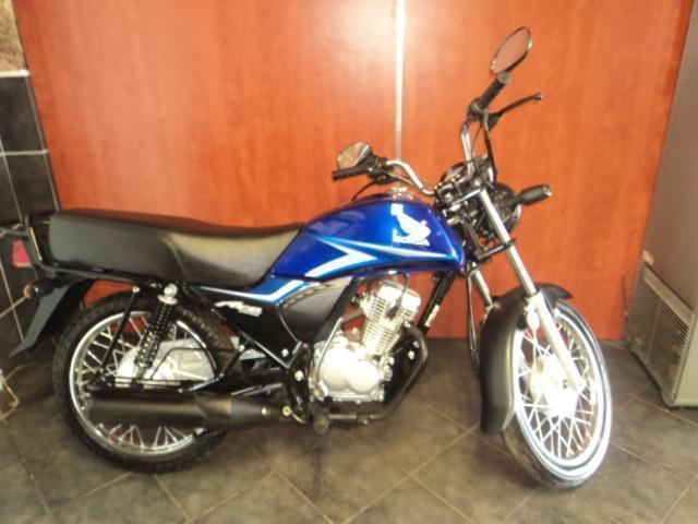 HONDA ACE 125 2012