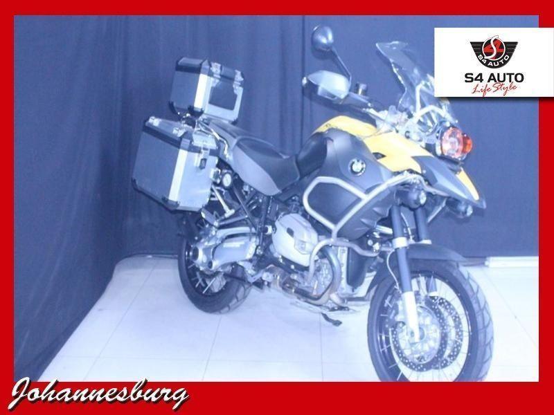 2010 BMW R Series R 1200 Gs Adv Abs H/grip