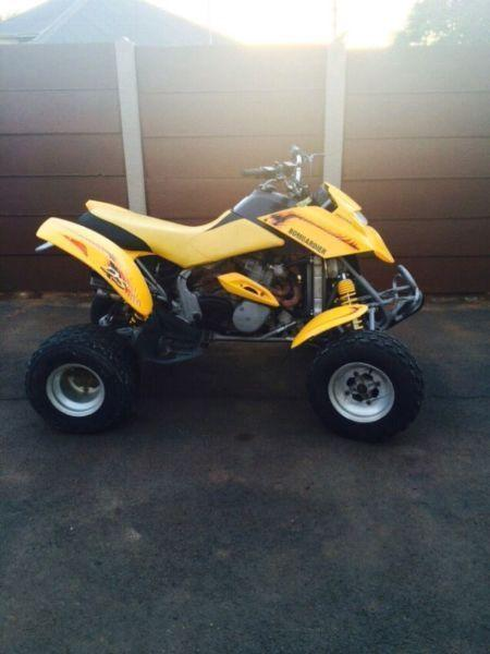 Awaome 2005 bomb ds650