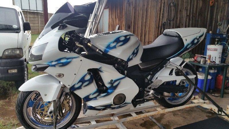 2005 Kawasaki Ninja Urgent