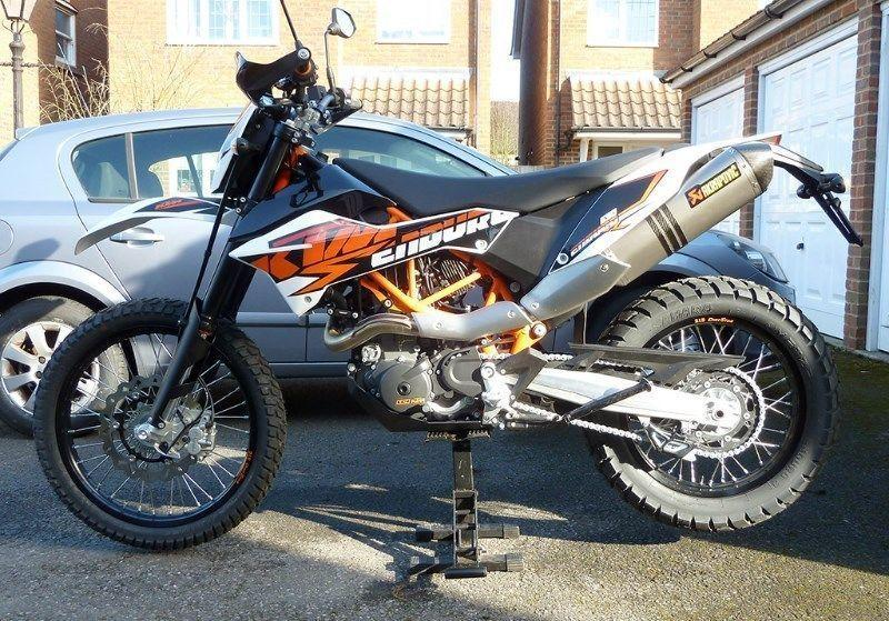 Ktm Akrapovic Brick7 Motorcycle