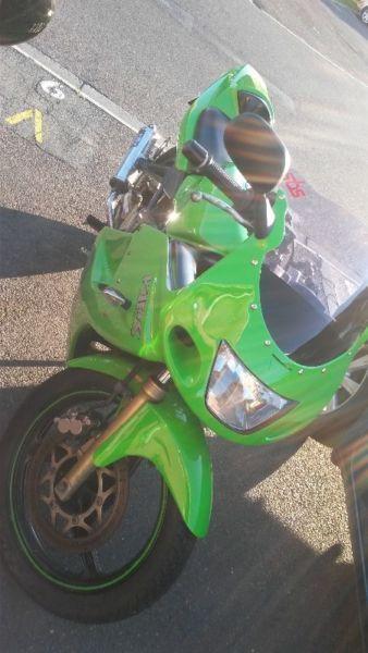 2008 Kawasaki krr for sale