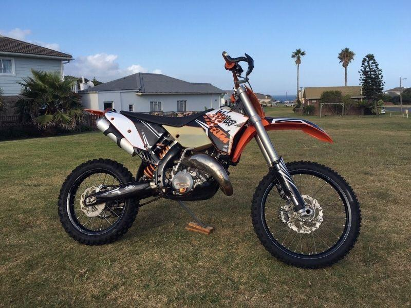 2011 KTM 150 XC