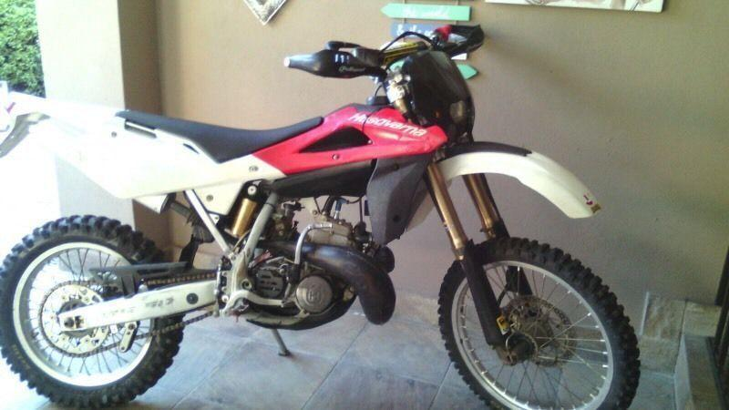 Hysqvana 250 on/off road 2008