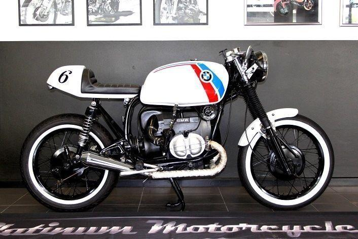 BMW R SERIES CAFE RACERS - TRACKERS - BRAT - BOBBERS BUILT TO SPEC