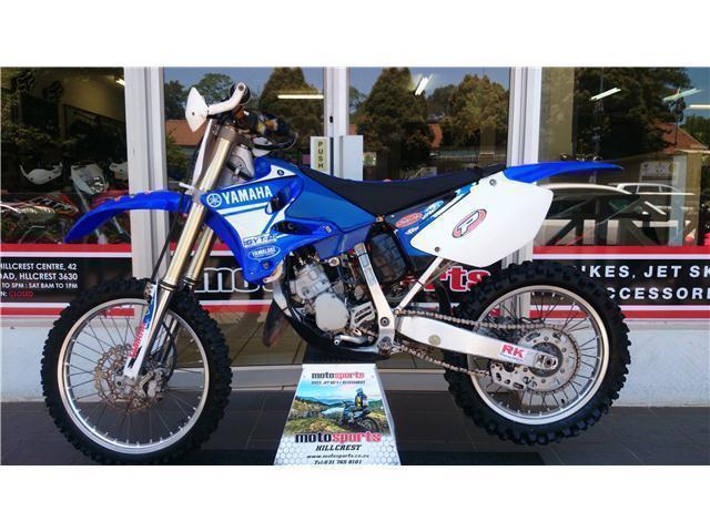 2008 Yamaha YZ 125, 2 stroke