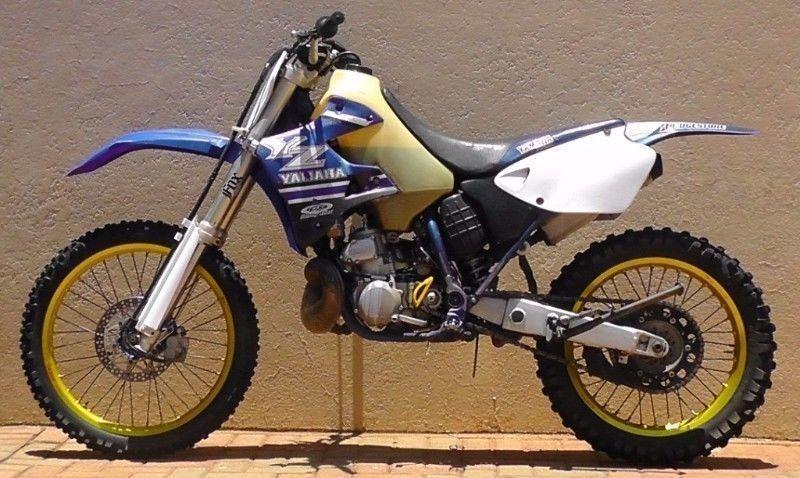 Yamaha WR 250 - OFFERS WELCOME