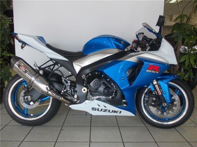 2009 SUZUKI GSXR1000 K9