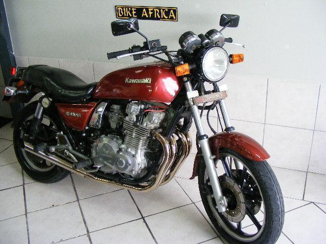 1982 Kawasaki Z 1100
