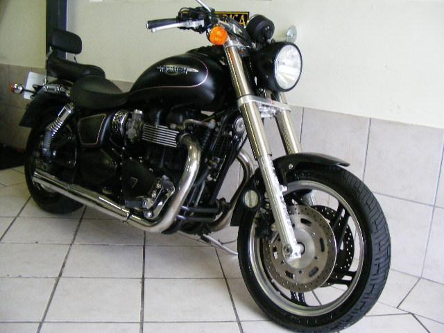 2009 Triumph Speedmaster 865