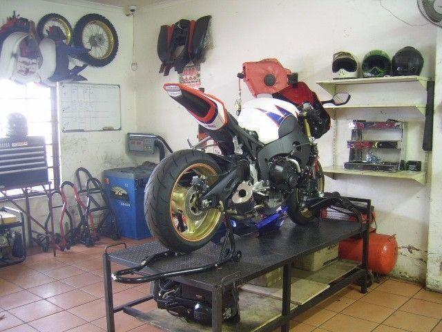 TAZMAN MOTORCYCLES WORKSHOP