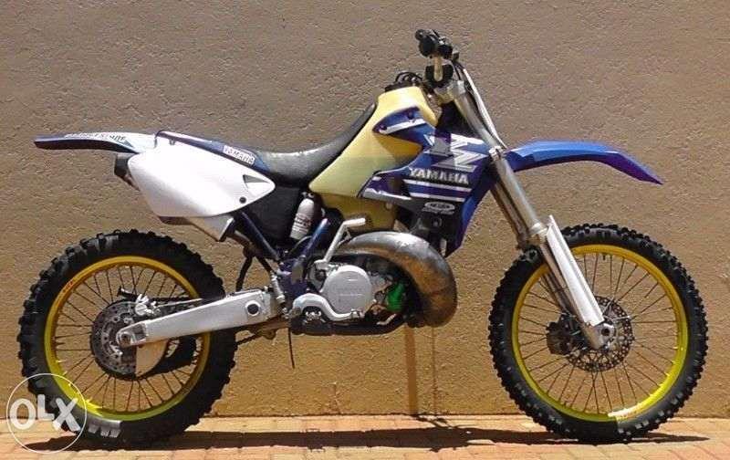 Yamaha WR250 - Offers Welcome