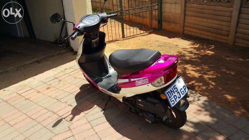 2015 Jonway Activa 125cc