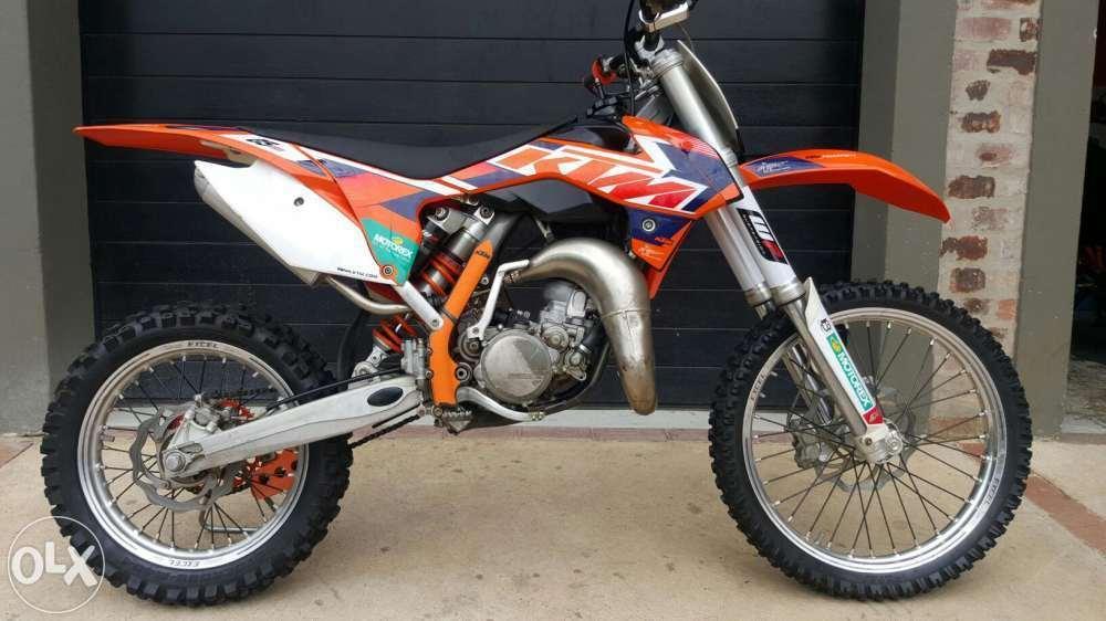 Ktm Powerparts Brick7 Motorcycle