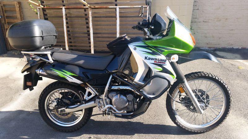 Kawasaki KLR 650 for sale