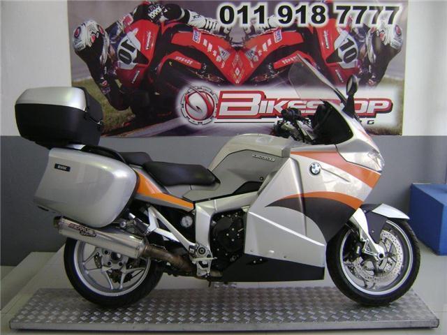 BMW K1200GT 2007 model for sale!