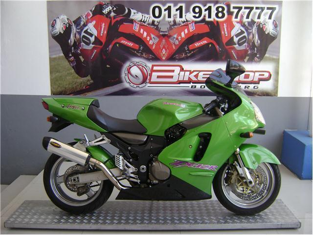 Kawasaki ZX12 with 57273km available now!