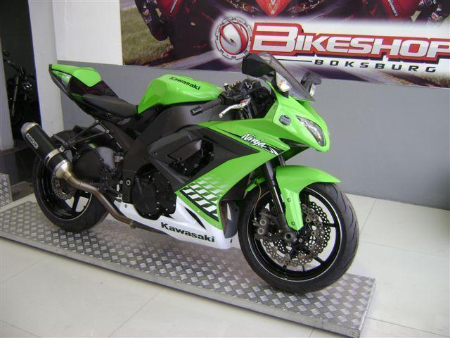 Kawasaki ZX10R with 16935km available now!