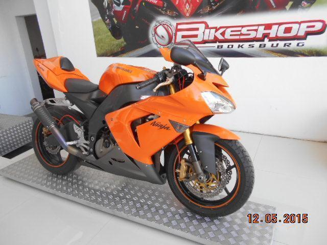 Kawasaki ZX10R with 39875km available now!