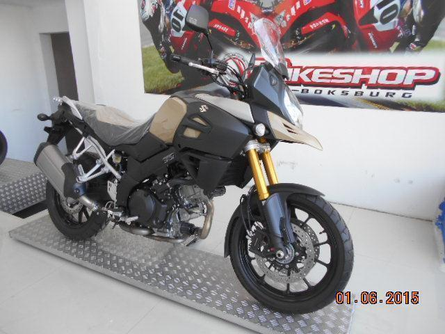 Suzuki DL1000 V-Strom with 01km available now!