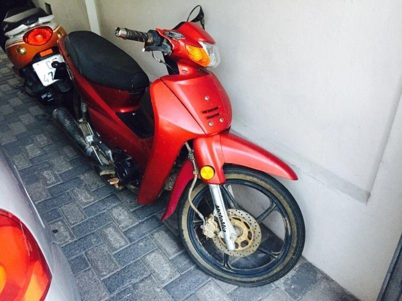 Motomia 110cc bike for sale