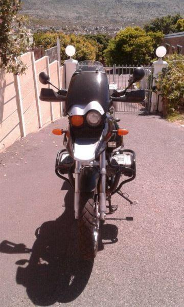 BMW 2000 1150 GS