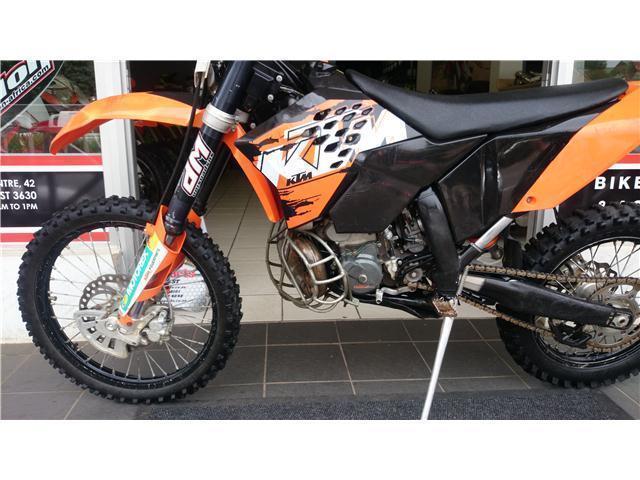 2008 KTM 250 XCW 2 Stroke