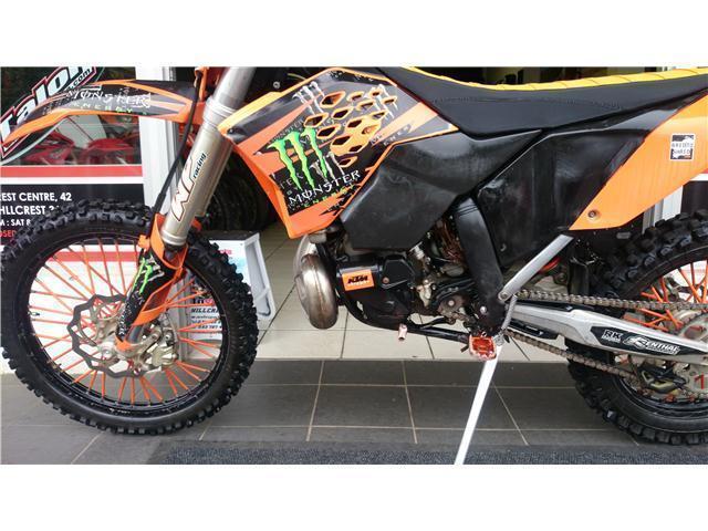2009 KTM 250 XCW 2 Stroke