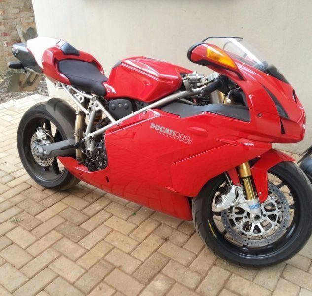 2003 Ducati 999S