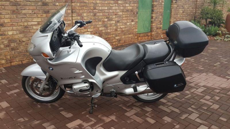 Immaculate BMW R1150RT - Old mans darling