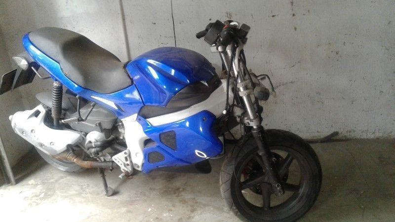 Gilera scooter - For sale as is