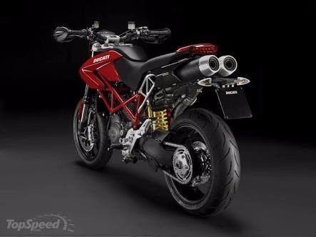 2011 Ducati Hypermotard 1100 Evo