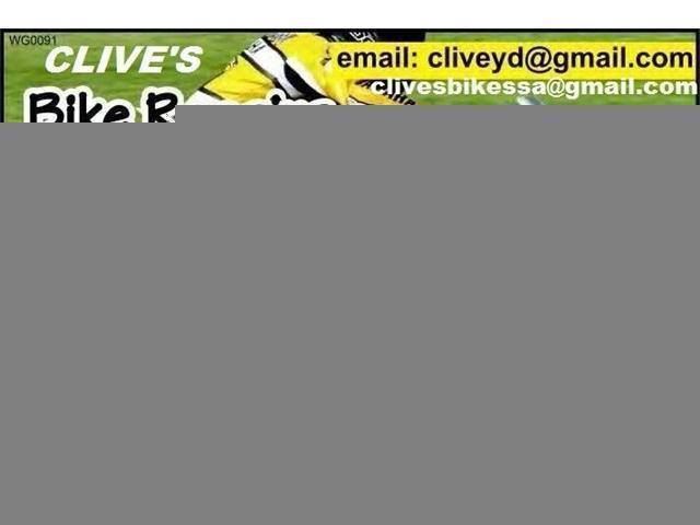 BIKE REPAIRS:JONWAY/BIGBOY/SUKIDA@CLIVES BIKES