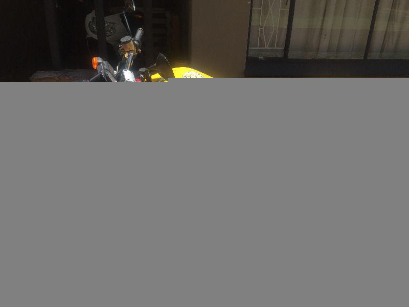 1999 Ducati Monster