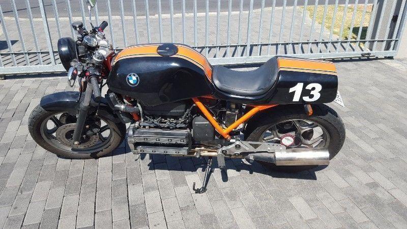 Bmw K100 Brick7 Motorcycle