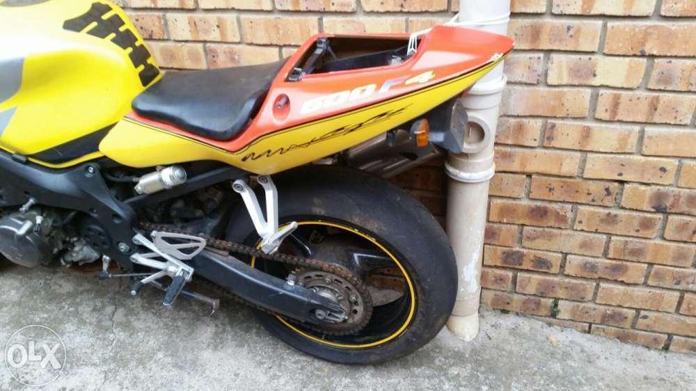 2003 Honda CBR 600 F4I