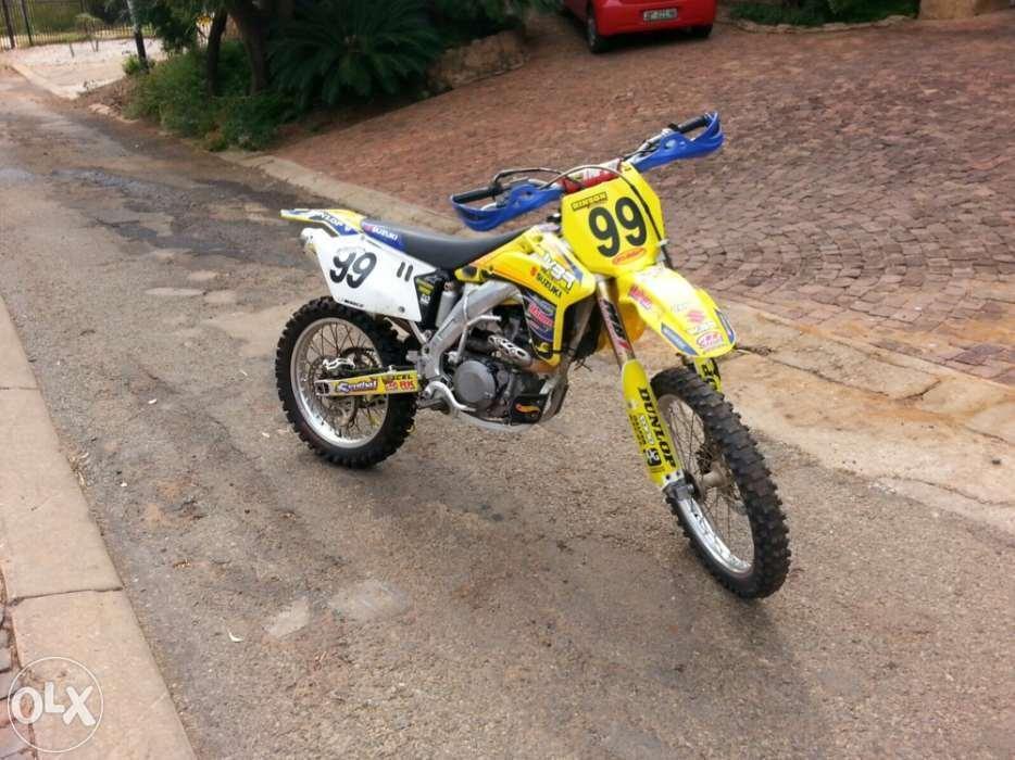 Suzuki rmz 450 Motocross