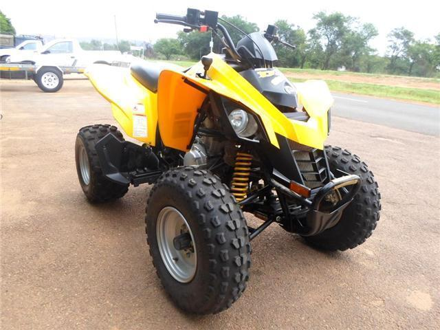2006 Bombardier Canam DS250 4/W