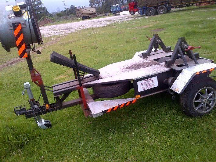 Wheelie machine simulator