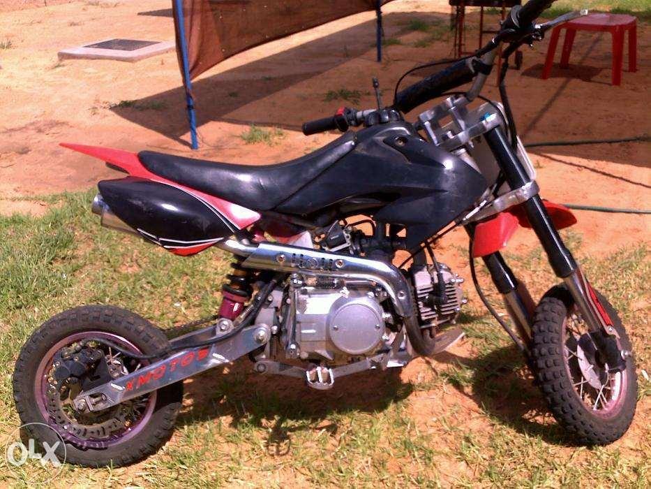 125cc small wheel pit bike