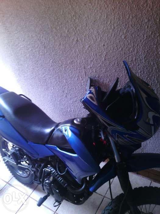 Bashan 200cc bike