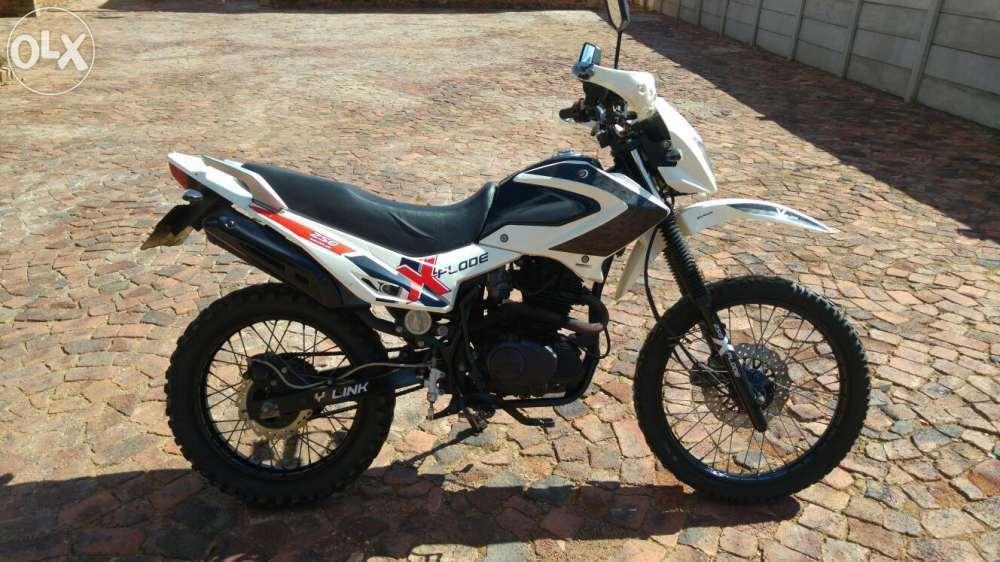 250cc Bashan Explode