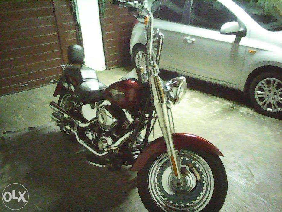 Harley Davidson Fat Boy 2009