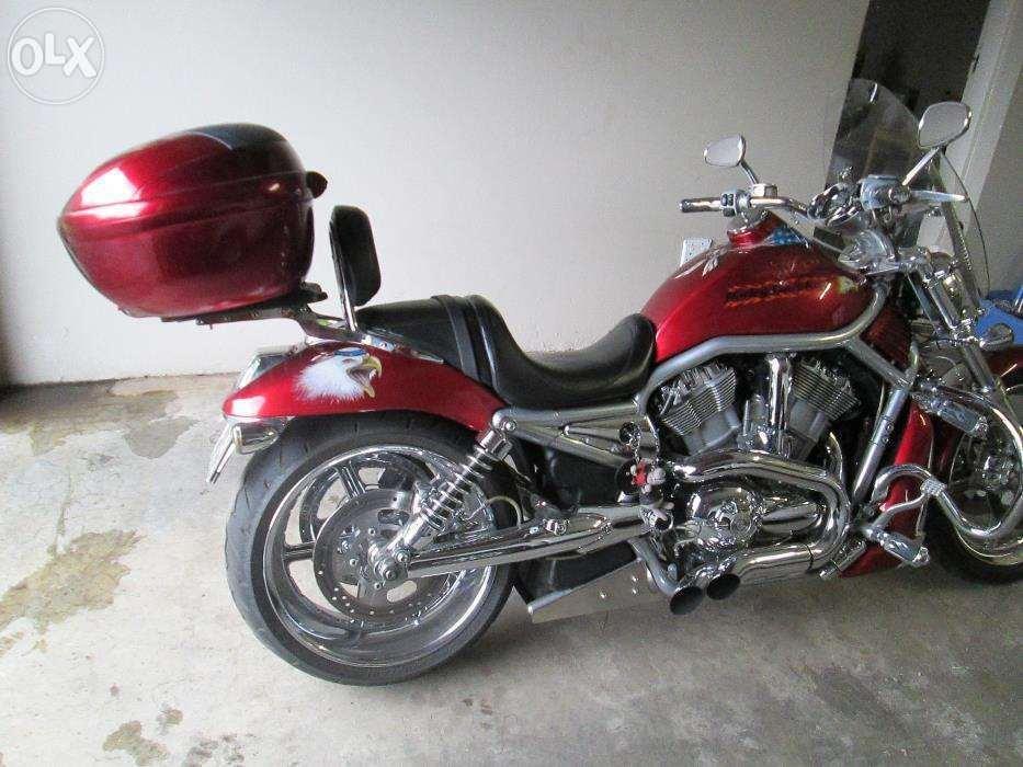 Harley Davidson VRSCA- VRod